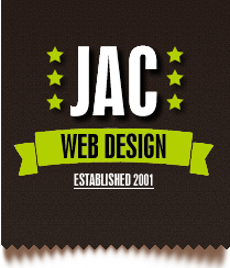 JAC Web Design
